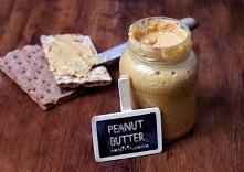 domowe maslo orzechowe