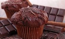 Czekoladowe muffinki Kacpra
