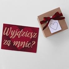 Wyjdziesz za mnie? - puzzle...