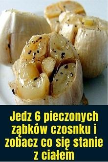 Jedz 6 pieczonych ząbków cz...