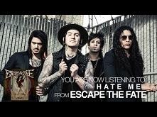 Escape the Fate - Hate Me (...