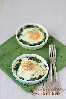 jajka pieczone