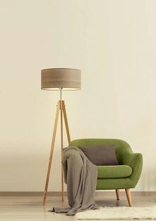 Lampa stojąca HAITI ECO to model z naszej najnowszej kolekcji. Oświetlenie łą...