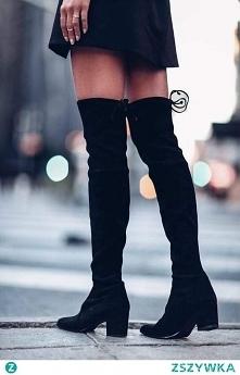 Buty za kolano