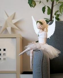 Forcycja- wiosenny Anioł St...
