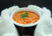 Zupa z czerwonej soczewicy ...