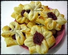 Joulutorttu – fińskie ciasteczka