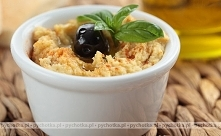 Pasta z oliwek i anchois
