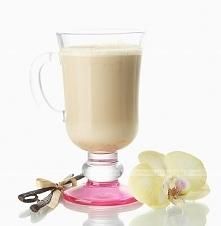 Koktajl waniliowy na mleku