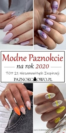 Modne Paznokcie 2020 – TOP ...