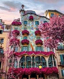 Niezwykłe miejsce w Barcelo...