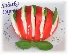 Sałatka Caprese - lekka sma...
