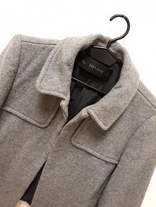 Zara krótki płaszcz r.36 po...