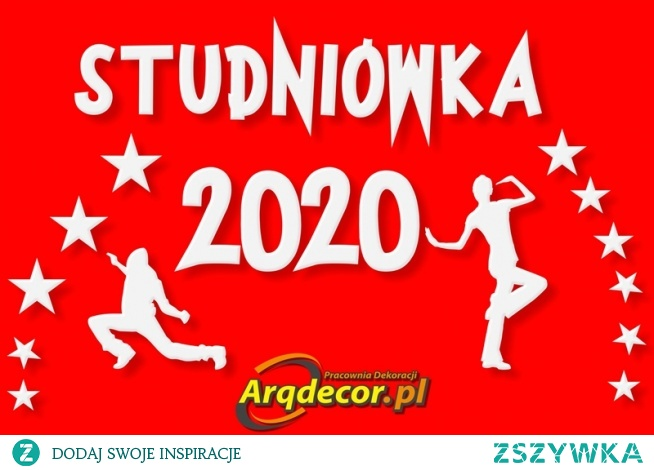 arqdecor.pl #studniówka #studniówka2020 #ARQdecor #dekoracje