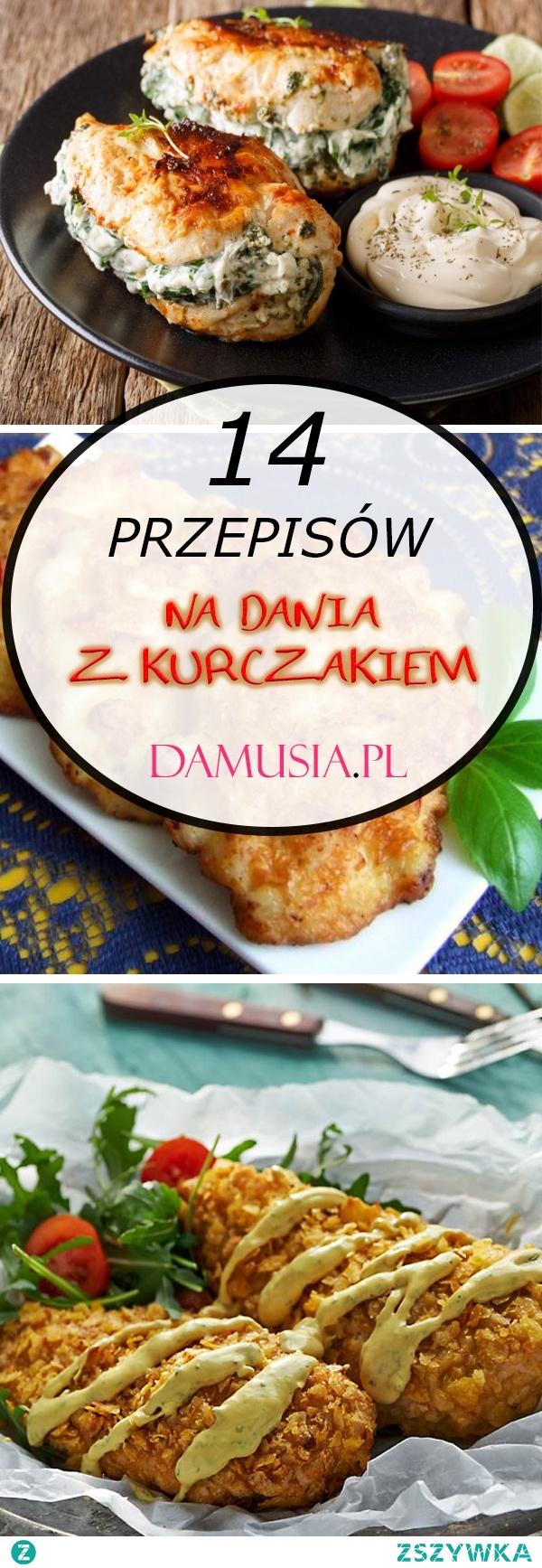 TOP 14 Pysznych Przepisów na Dania z Kurczakiem