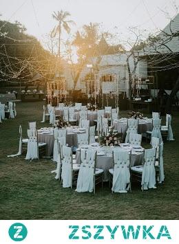 Na blogu - wesele pod namiotem - czy to może się udać?