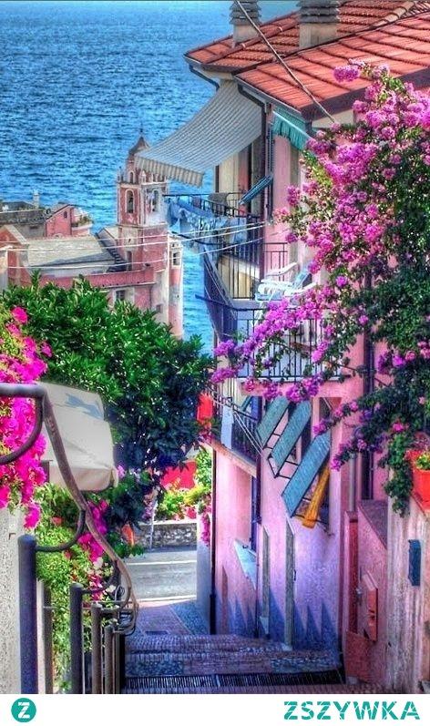 Niesamowite miejsce we Włoszech