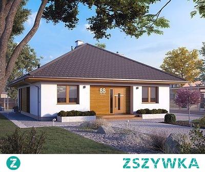 Projekt wymarzonego domku dla licznej rodziny