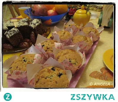 Babeczki z konfiturą - Jam Cupcakes Recipe - Muffin alla marmellata