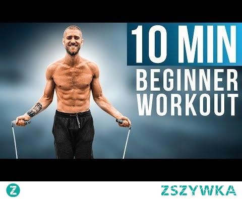 10 Min Beginner Jump Rope Workout