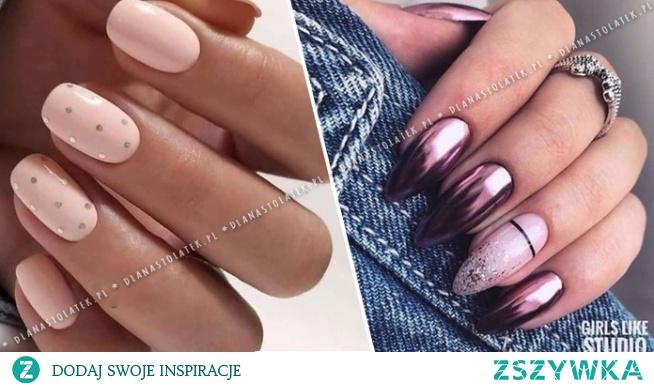 HOT pomysły na paznokcie #2