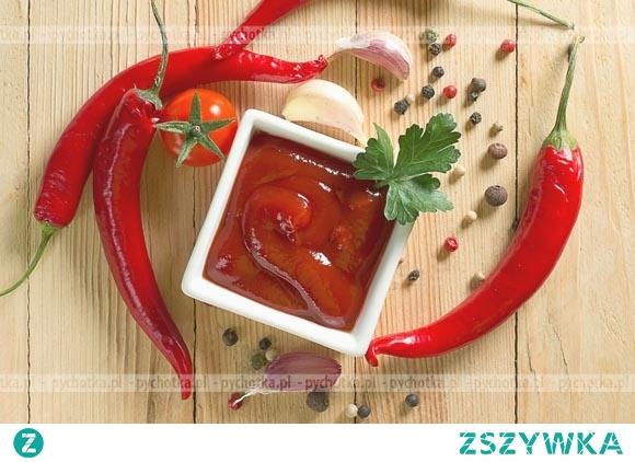 Ostry sos pomidorowy do pizzy