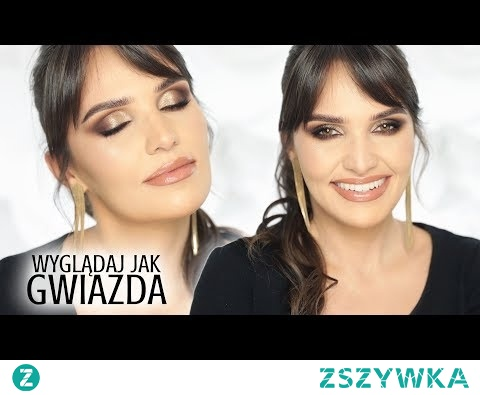✨ DROGERYJNY Makijaż Sylwestrowy + Jak Zrobić Trwały Makijaż ✨