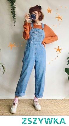 jardineras estilo vintage ropa