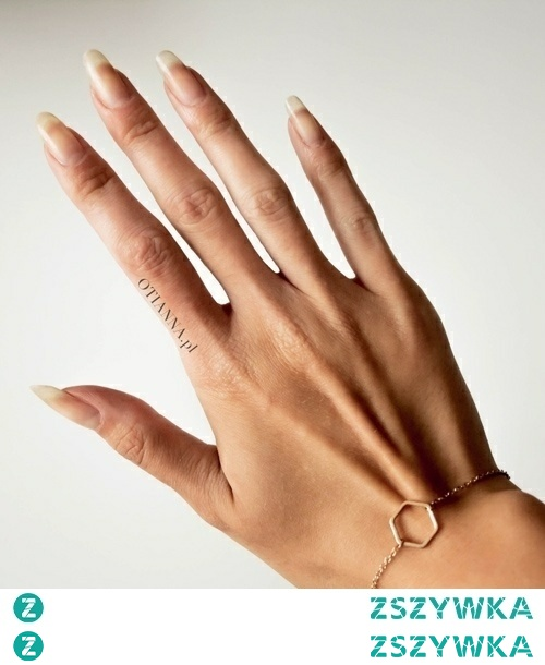 paznokcie idealne