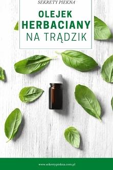 Olejek herbaciany MOC WŁAŚC...