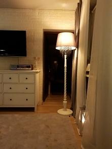 światło w domu salon