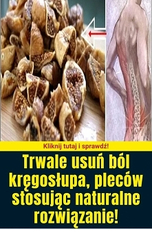 Trwale usuń ból kręgosłupa,...