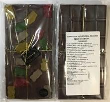 czekolada z żelkami