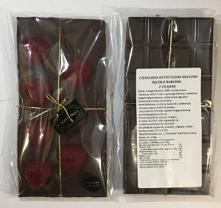 czekolada i żelki