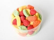 żelki pianki słodycze