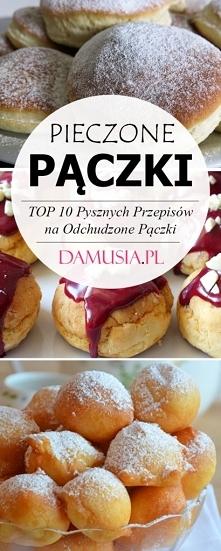 Pieczone Pączki – TOP 10 Py...