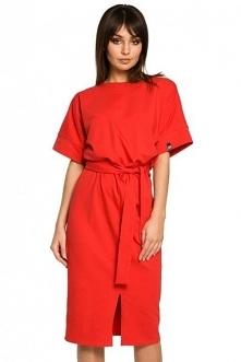 Komfortowa ołówkowa sukienk...