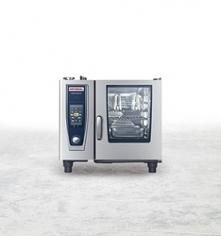Model pieca kuchennego rational 202e to profesjonalny sprzęt, który dzięki intuicyjnemu oprogramowaniu jest przyjazny nawet dla pracowników bez doświadczenia!