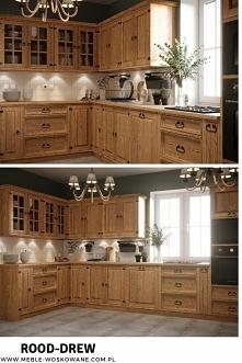 Meble kuchenne rustykalne