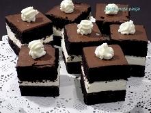 Pyszne ciasto czekoladowe b...
