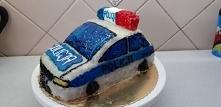 tort wóz policyjny