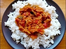 Fit kurczak curry