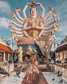 Stolica Tajlandii, Bangkok ❤️