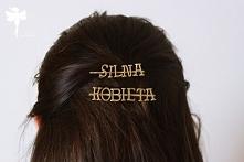 Wyraź siebie za pomocą oryginalnych wsuwek do włosów. Zrobisz je sama w 5 minut!