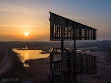 Wieża widokowa na Szachtach...