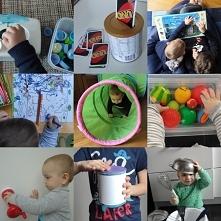 Pomysły na zabawy dla dziec...