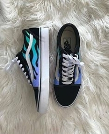 custom vans old skool