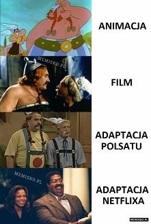 Asterix i Obelix adaptacja
