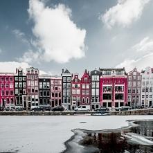 Zabudowa w Amsterdamie, Hol...