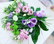 Bouquet #bouquets #bouquet #eustoma #pinkflowers #plantslovers #flowersdecor ...